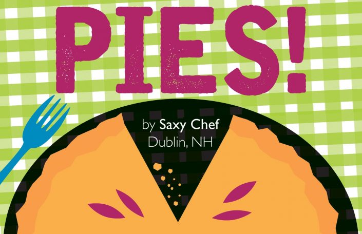 PIES by Saxy Chef cover